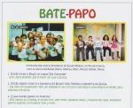 Extrato de seçao 'Bate Papo' da Revista