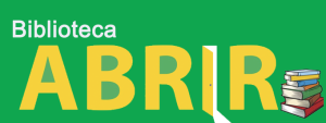 Biblioteca da ABRIR logo2